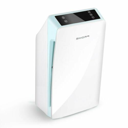 Air Purifier Filter with Speeds for