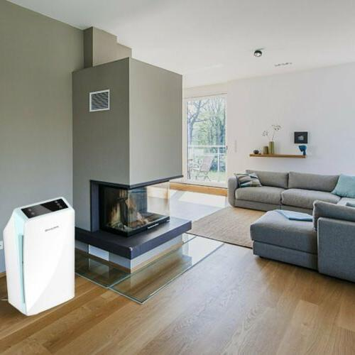 Air Purifier HEPA with for Dust BT