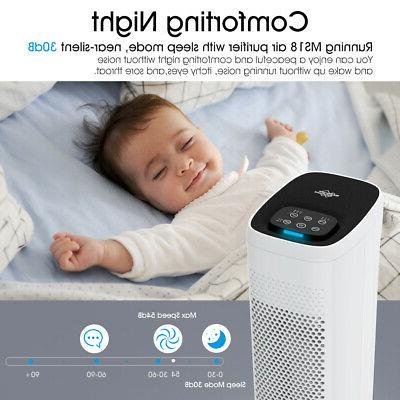 Air for Large Room Allergies True Air Cleaner