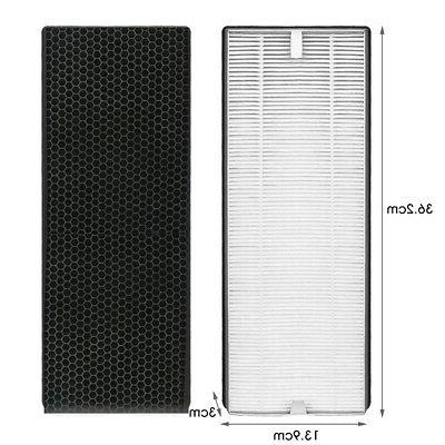 True HEPA Replacement Air Filter for Air Purifier