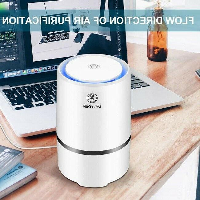Air Purifiers Small Areas Hepa Filter Included