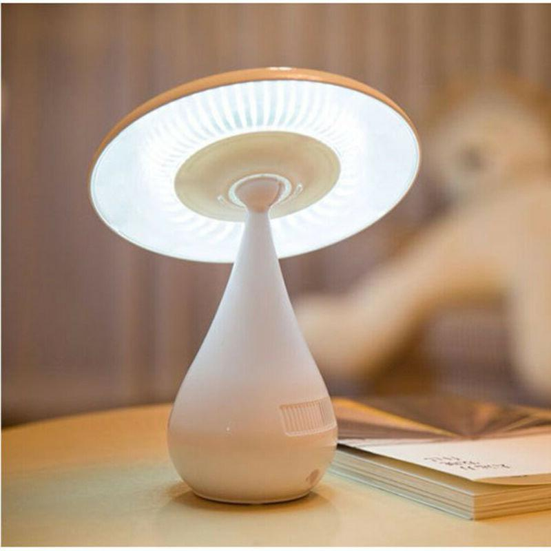 Bedside Lamp Eye Protective LED Night Light Touch Lamp Air P