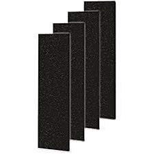 Carbon Activated Pre-Filter 4-Pack for use with The GermGuar