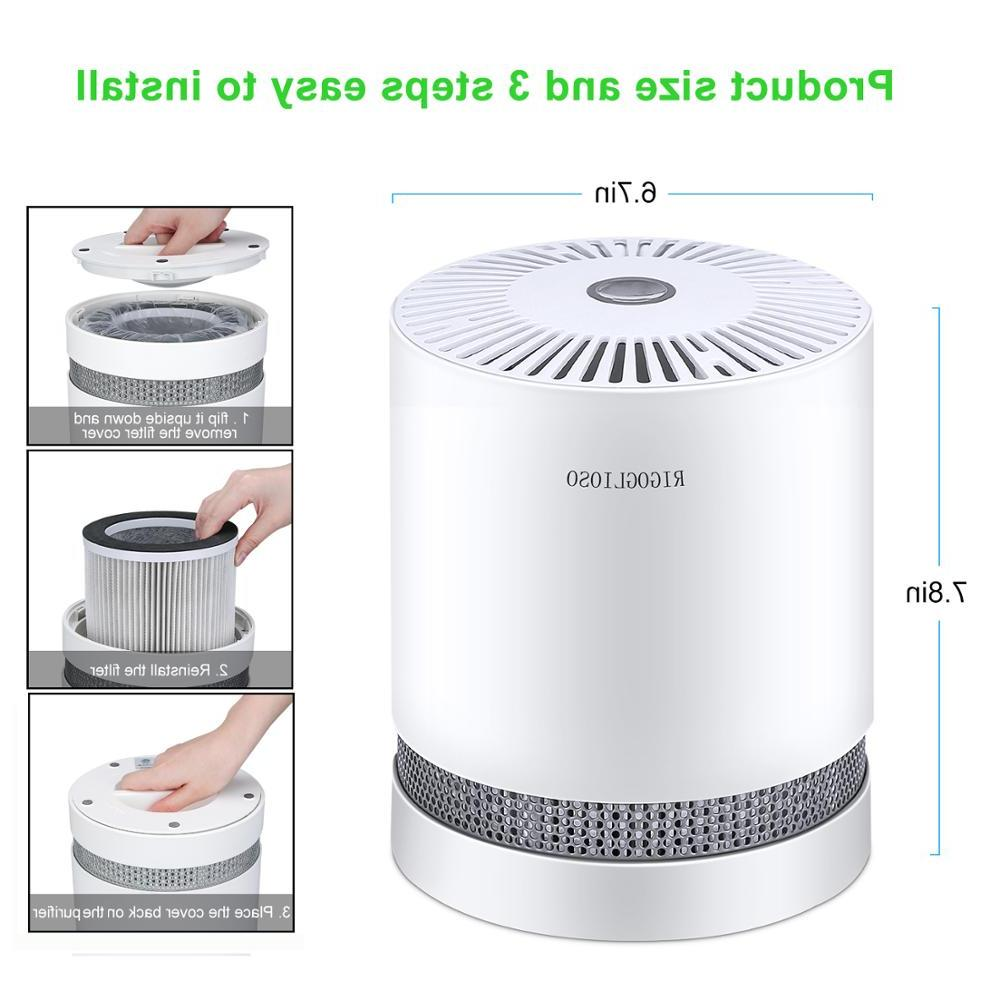 RIGOGLIOSO <font><b>Air</b></font> <font><b>Purifier</b></font> For Home Compact with Cleaner GL2109