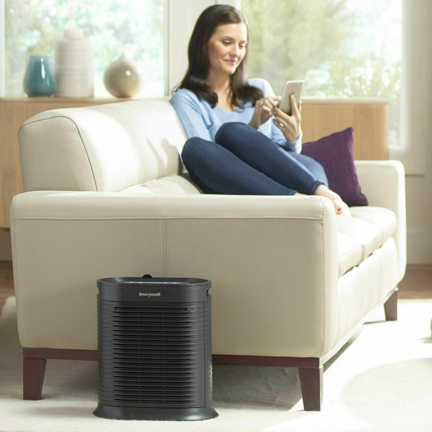 hpa100 true hepa allergen remover air purifier