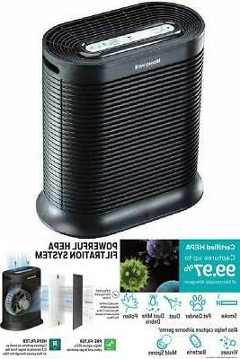 hepa allergen remover hpa200 black air purifier