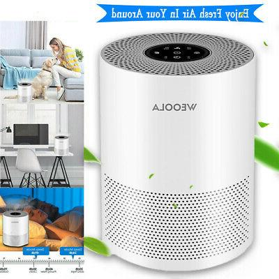 Large Air Cleaner Odor Home Office