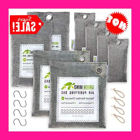 NEW Home Goods - Bamboo Charcoal Air Purifying Bags - Joy Un