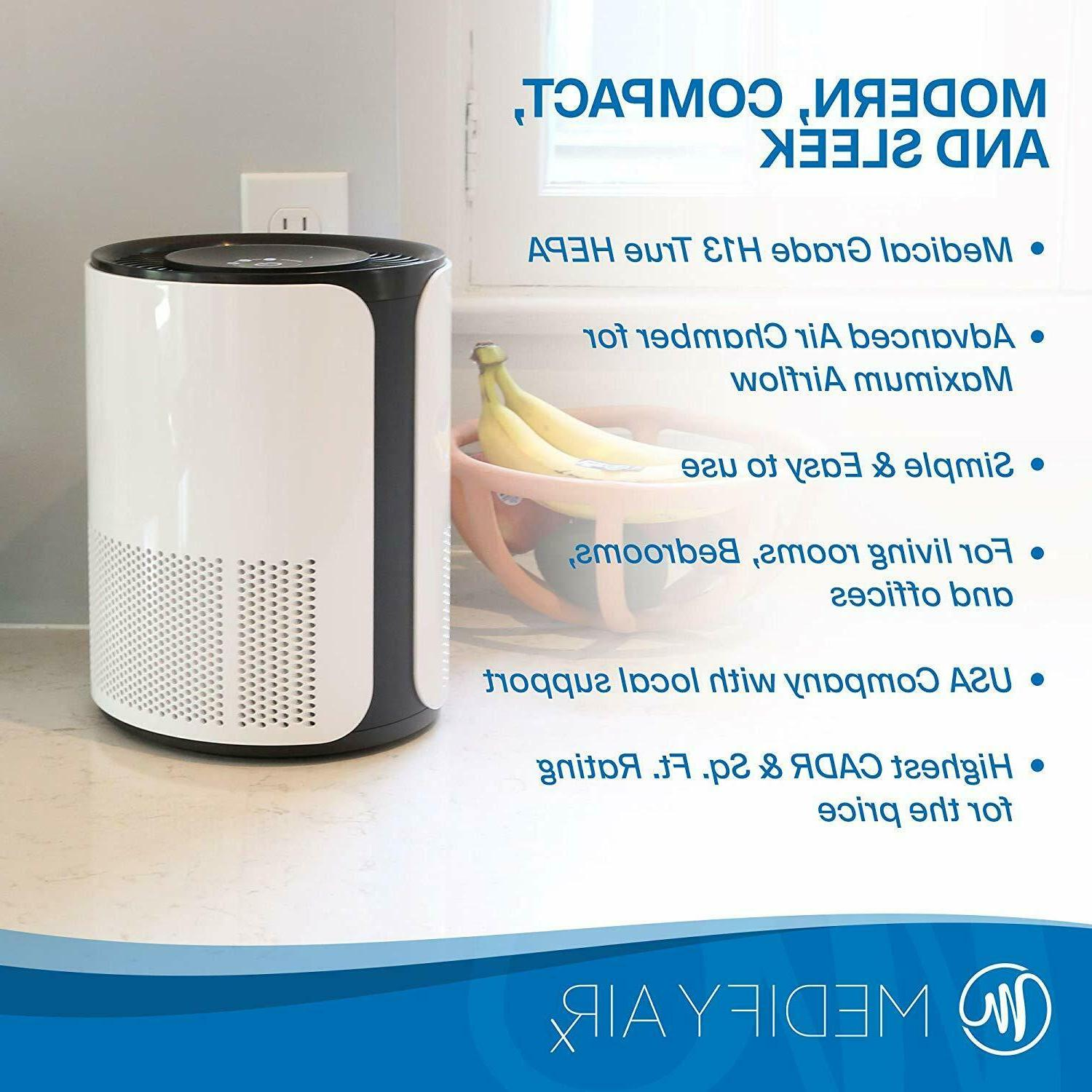 New! MA-18 Grade H13 True HEPA Purifier With
