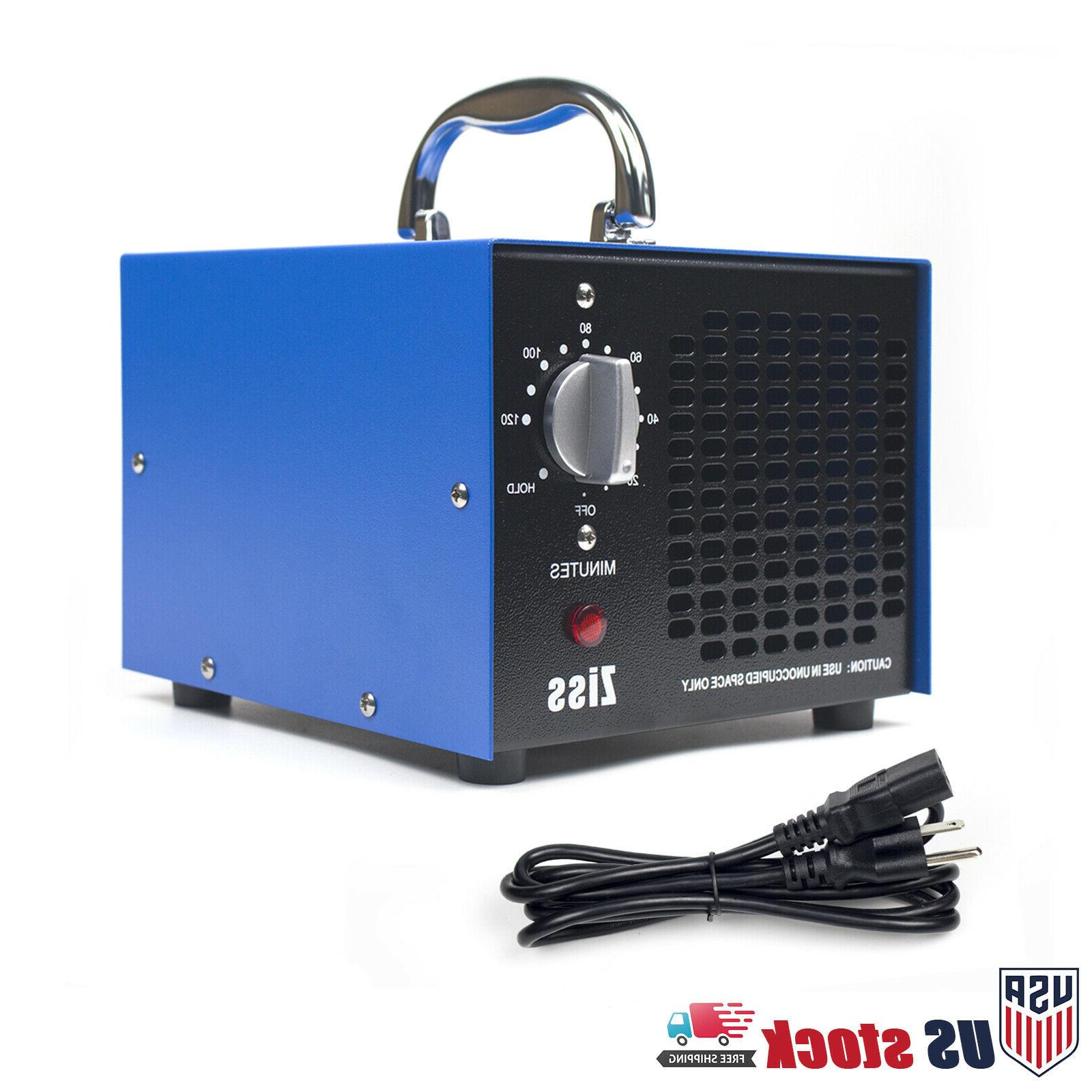 ozone generator air purifier machine smoke odor
