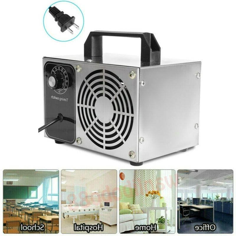 ozone generator commercial industrial pro air purifier
