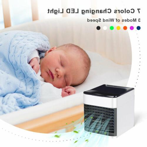 Portable Conditioner Small 3 Modes & Air Purifier