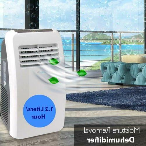Serene Portable Electric Air Conditioner - 900W