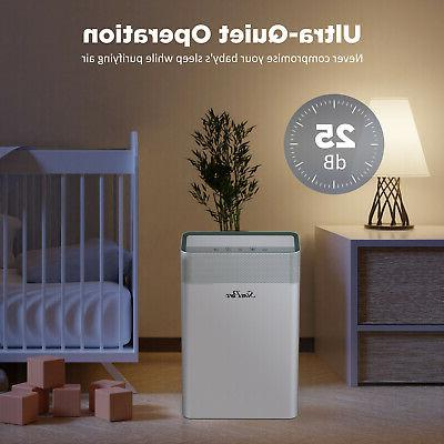 Powerful Room Purifier for Home Allergies