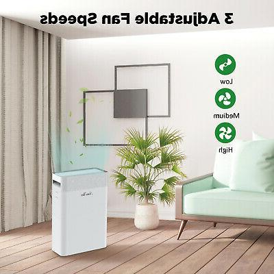 Powerful Large Air Purifier Medical Grade HEPA for