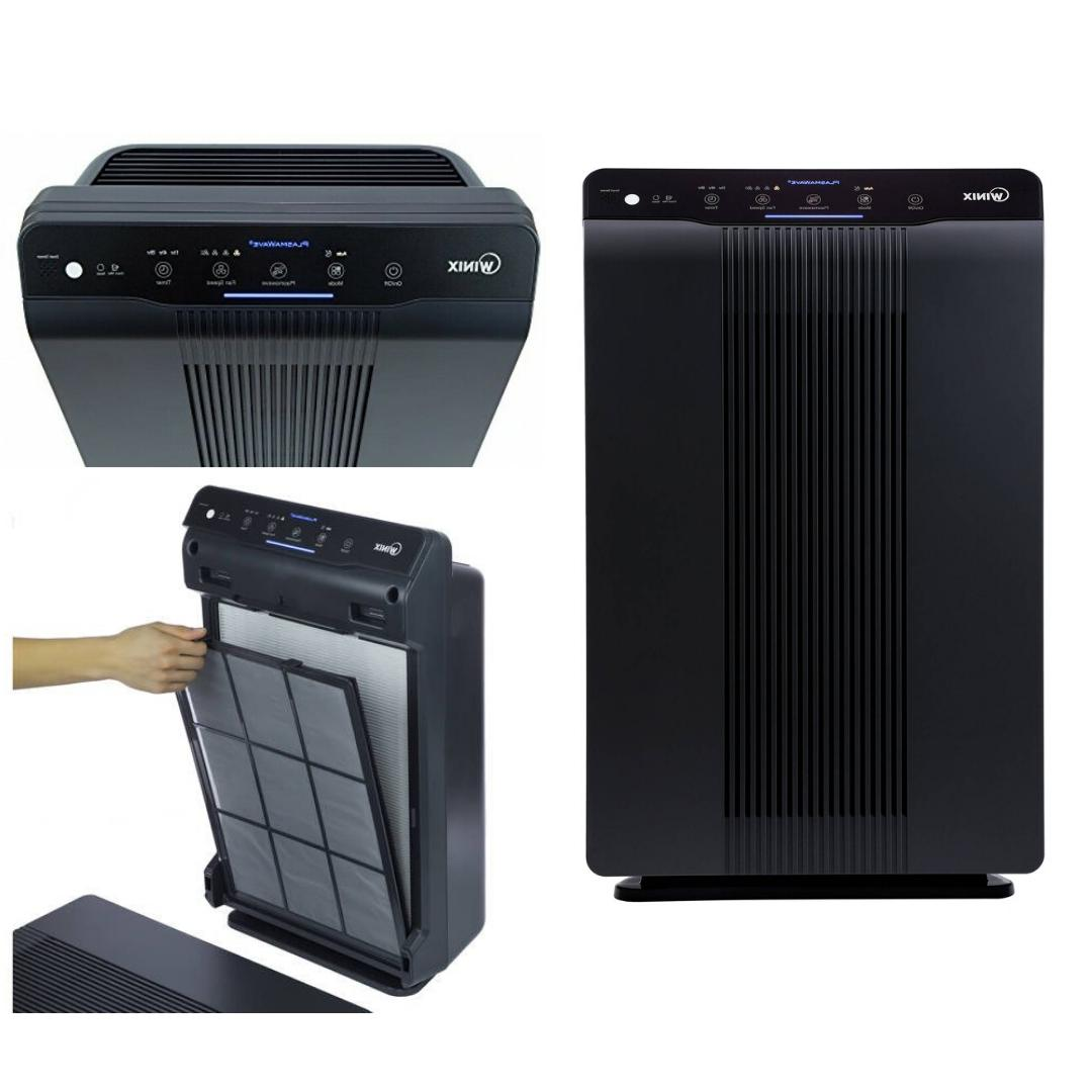 PURIFIER AIR FILTER Office Room Smoke Remove