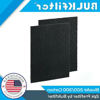replacement carbon pre filter 2 pack