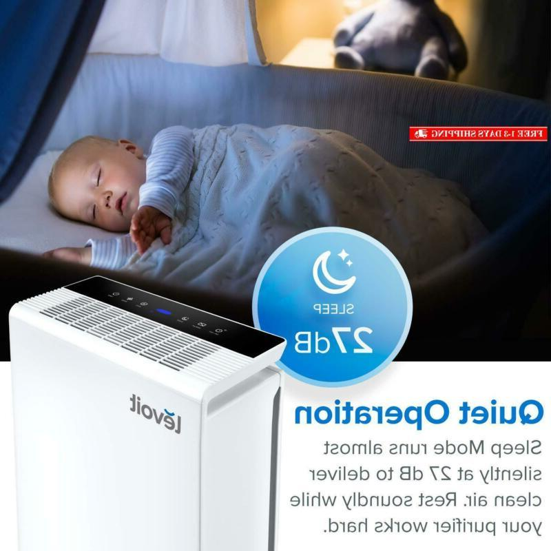 Levoit Smart Purifier Home Room With True Filter,Air Cle