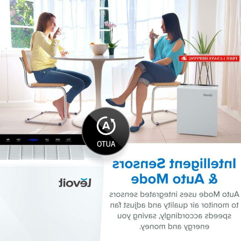 Levoit Smart Wifi Purifier Room With True Filter,Air