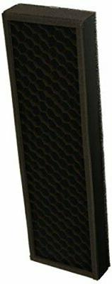 Alen (TF60-Silver-Carbon HEPA-Silver Replacement Filter for