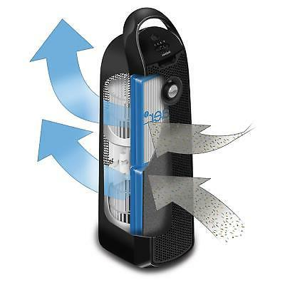 Tower HEPA Purifier & Visipure Filter Viewing Window Quality Home