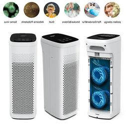Large Home Air Purifiers True HEPA Air Purifier for Allergie