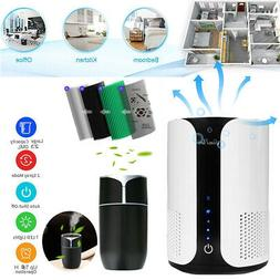 For Office /Home 7LED Humidifier Diffuser Air Purifier HEAP