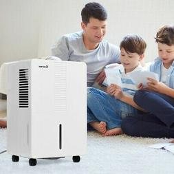 Portable Dehumidifiers for Home Compact Lightweight 50 Pt Hu