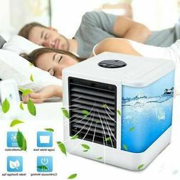 ❤ Portable Mini AC Air Conditioner Personal Unit Cooling F
