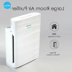 Air Purifiers With True HEPA Filter Ultra Quiet Cleaners for