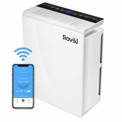 LEVOIT Smart WiFi Air Purifier for Home Large Room with True