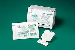 """3M Tegaderm HP Transparent Film Dressing, Oval with Label,4"""""""