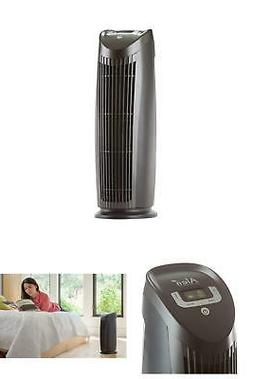 Tower Air Purifier Powerful Quiet HEPA Small Medium Size Roo