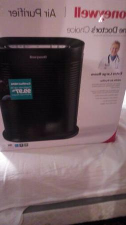 Honeywell True HEPA Air Purifier, Extra-Large Room  allergen