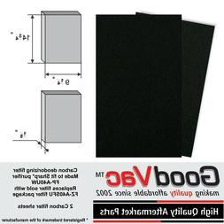 GoodVac Filter for Sharp FP-A40UW Plasmacluster series purif