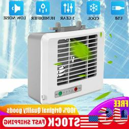 US Portable Mini AC Air Conditioner Personal Unit Cool Fan H